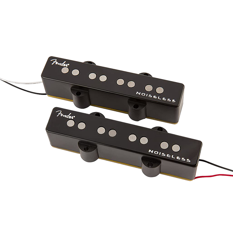 PASTILLAS FENDER 0992262000 GEN 4 NOISELESS J BASS PICKUPS - JP Musical