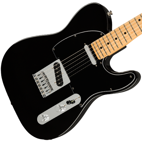 GUITARRA ELECTRICA FENDER 0145212506 PLAYER TELE MN BLK - JP Musical