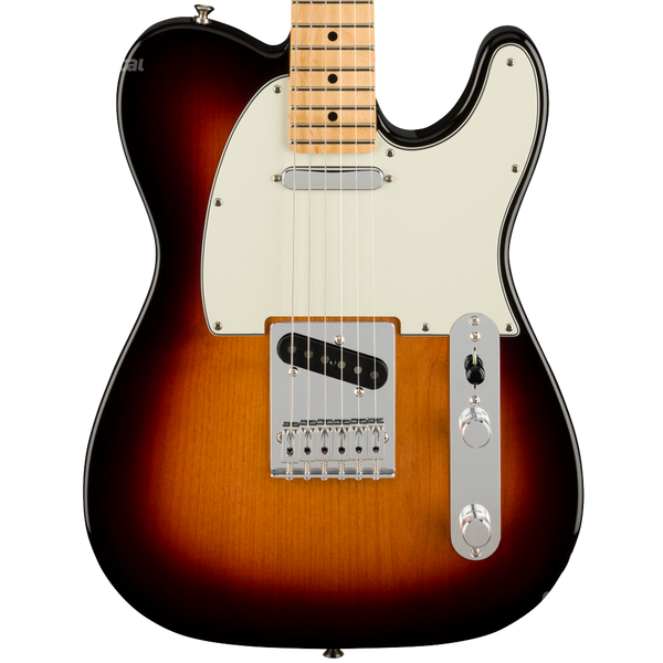GUITARRA ELECTRICA FENDER 0145212500 PLAYER TELE MN 3TS - JP Musical