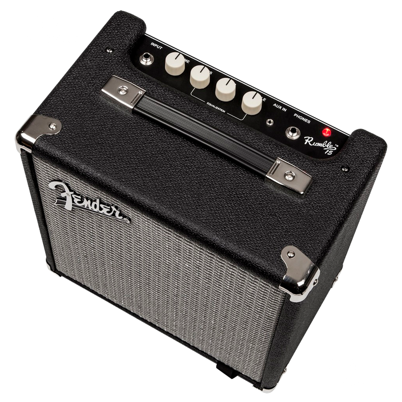 AMPLIFICADOR FENDER 2370100000 RUMBLE 15 - JP Musical