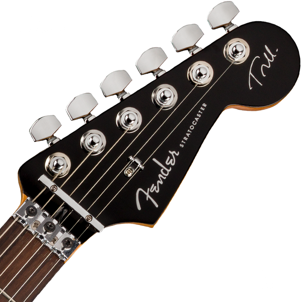 GUITARRA ELECTRICA FENDER 0140350706 TOM MORELLO STRAT RW BLK - JP Musical