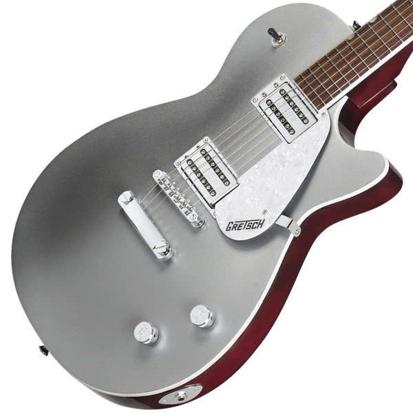 GUITARRA ELECTRICA GRETSCH 2519010547 G5426 JET CLUB SLVR - JP Musical