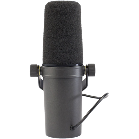 MICROFONO BOBINA MOVIL SHURE SM7B - JP Musical