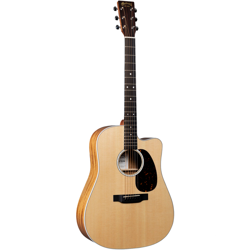 GUITARRA ELECTROACUSTICA MARTIN&CO DC13E DREAGNOUGHT SITKA SPRUCE C/SOFTSHELL CASE - JP Musical