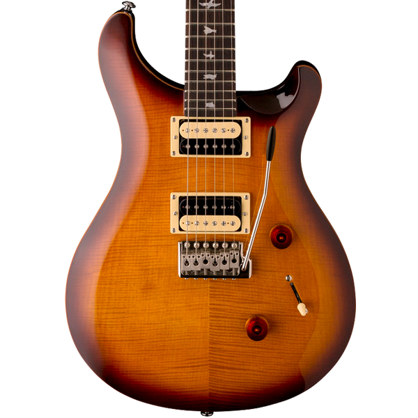 GUITARRA ELECTRICA PRS SE CUSTOM 24 TOBACCO SUNBURST - JP Musical