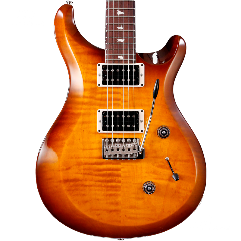 GUITARRA ELECTRICA PRS S2 CUSTOM 24 VIOLIN AMBER SUNBURST - JP Musical