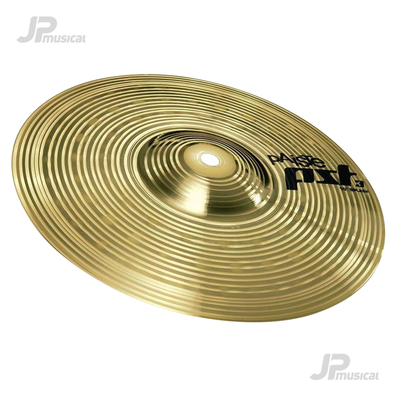 PLATILLO PAISTE SPLASH 10'' PST3SP10 0632210 - JP Musical
