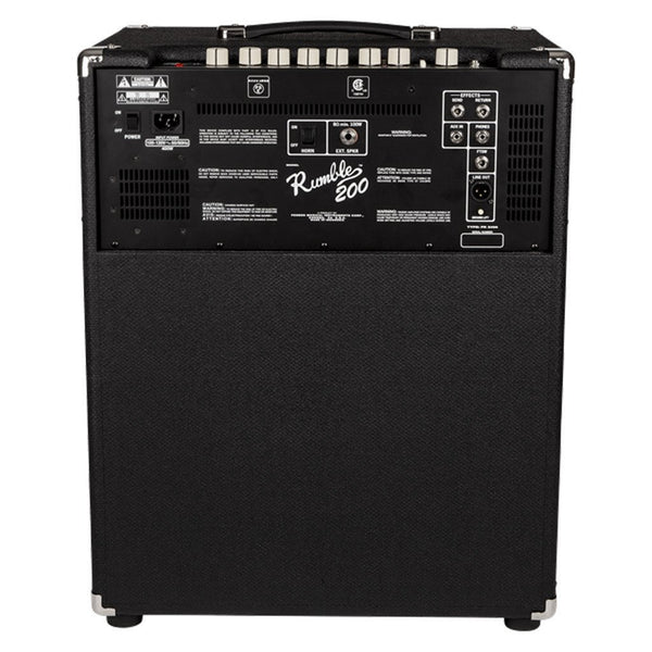 AMPLIFICADOR FENDER 2370500000 RUMBLE 200