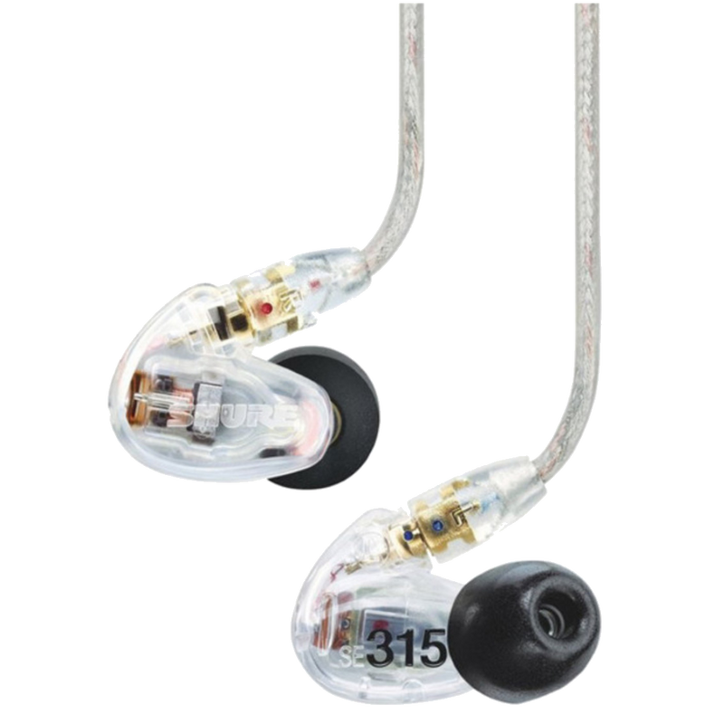 AURICULARES SHURE SE315CL - JP Musical