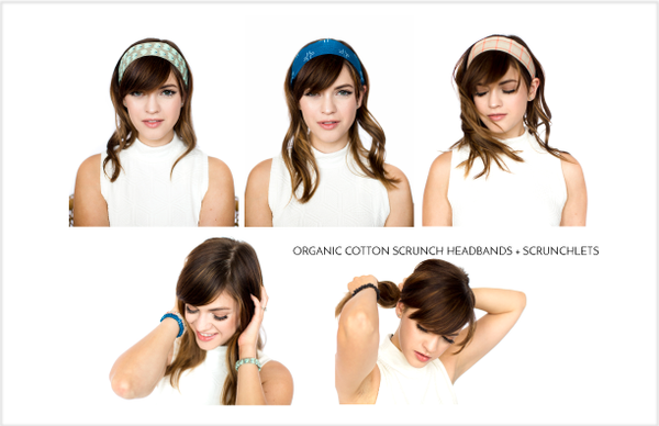 Starling & Ivy Lookbook Page 6 Hair Accessories