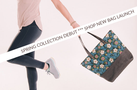 Starling & Ivy Spring Line Launch - Vegan & Eco-Friendly Purses