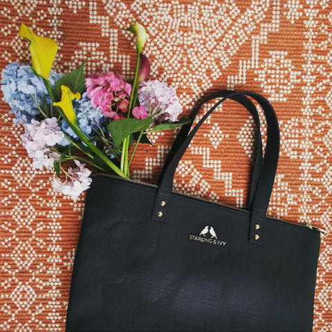 S&I Raven Tote Giveaway