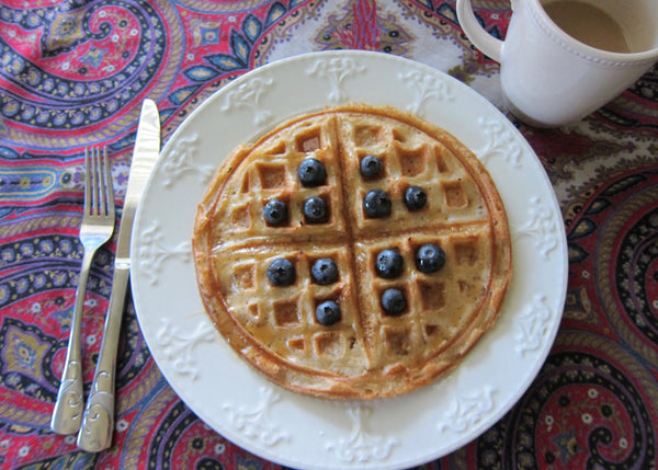 Starling & Ivy Waffle Recipe