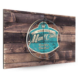 Brew-sky Man Cave Backboard Combo