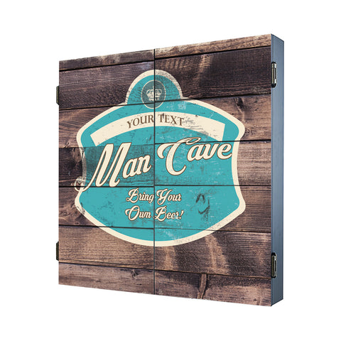 Brew-sky Man Cave Cabinet