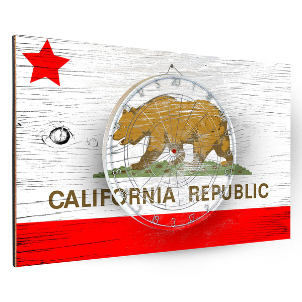 California Republic Backboard Combo