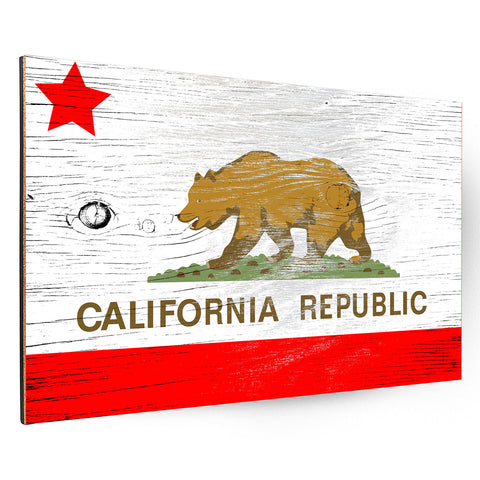 California Republic Backboard