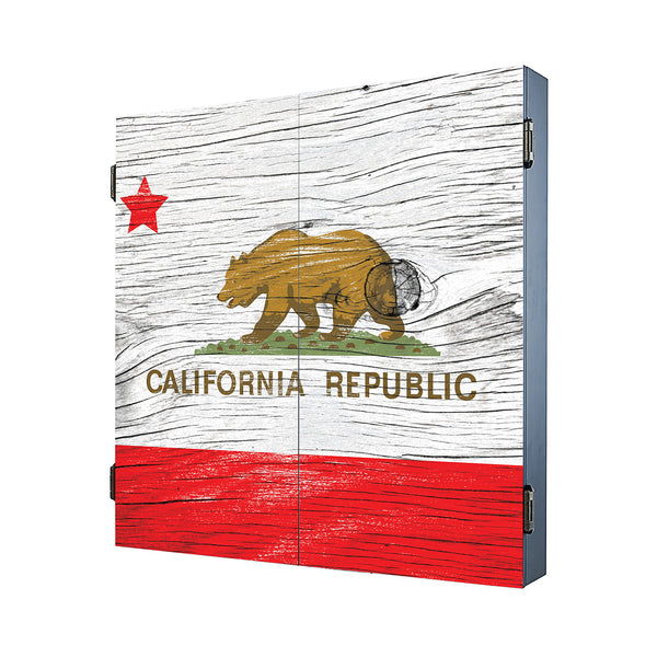 California Republic Cabinet