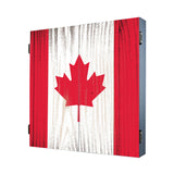 Canadian flag Cabinet