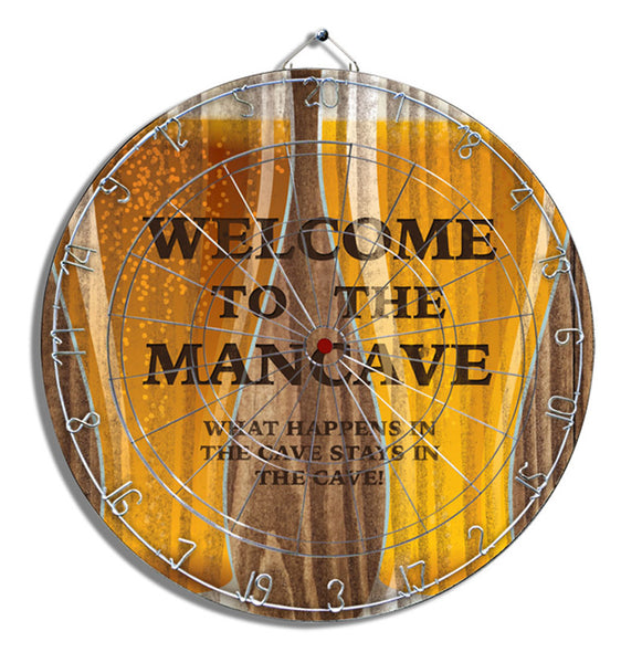 BANG Man Cave Dart Board