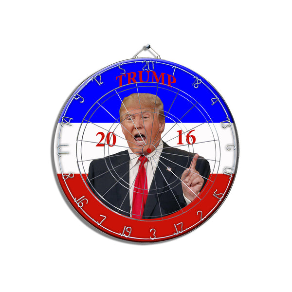 Donald Trump Dart Board
