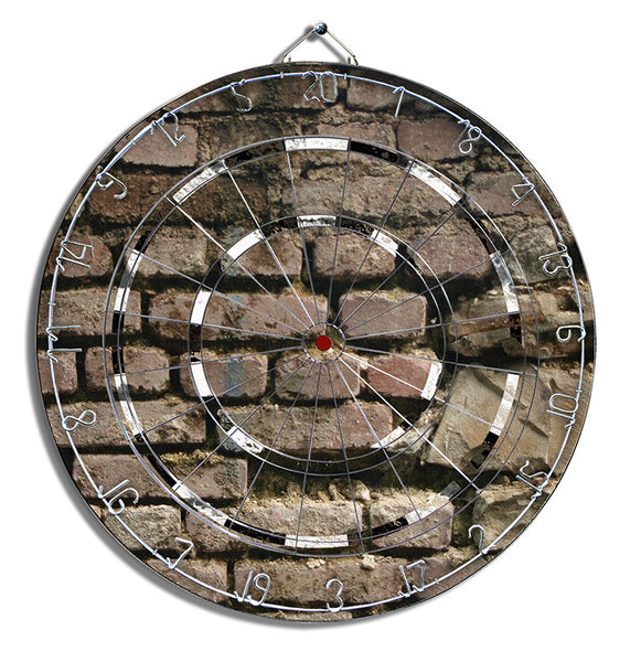 Bomb Box Man Cave Dart Board