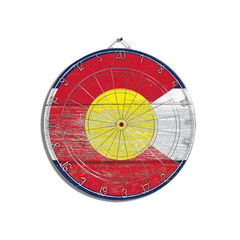 Colorado Dart Board