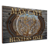 Hunters Man Cave Backboard Combo