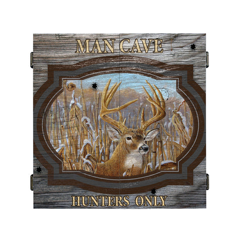 Hunters Man Cave Cabinet