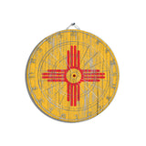 New Mexico Dart Board