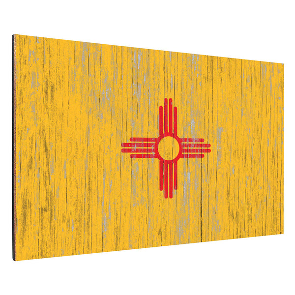 New Mexico Backboard