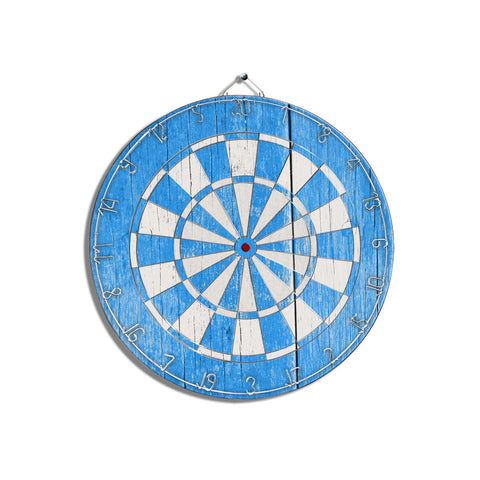Baby Blue Dart Board