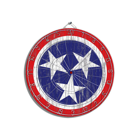 Tennessee Dart Board