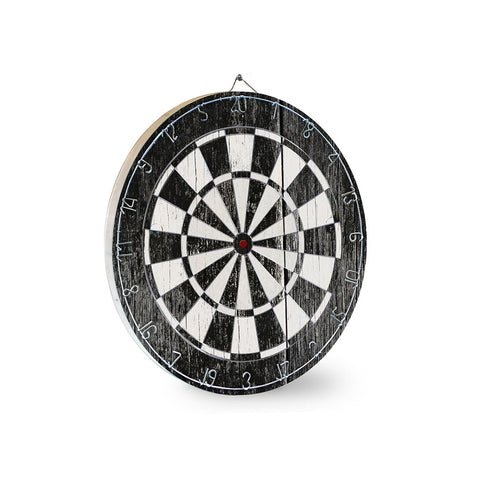 Black Dart Board