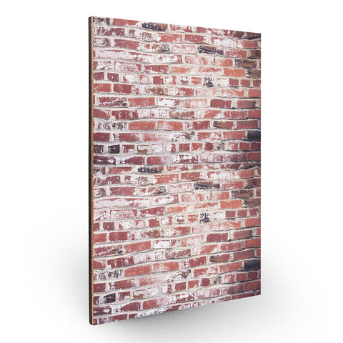 Old Brick Wall Backboard