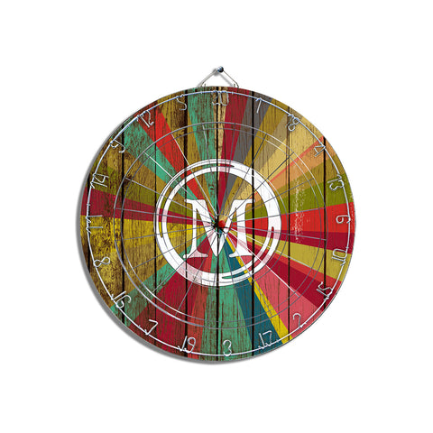 Supernacular Dart Board