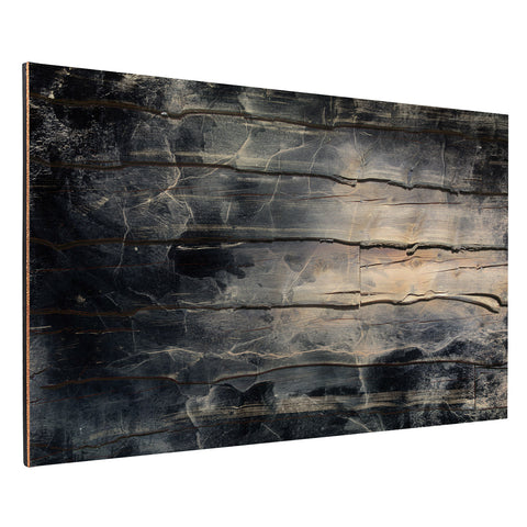 Black Wooden Backboard