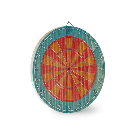 Turtle Teal Dart Board