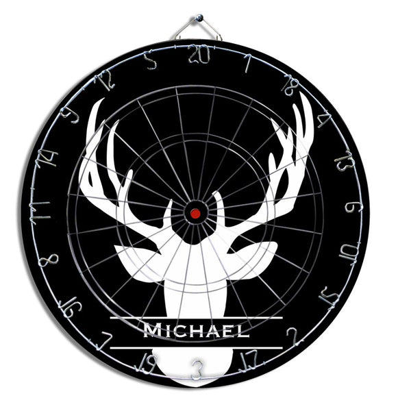 Custom Buck Dart Board
