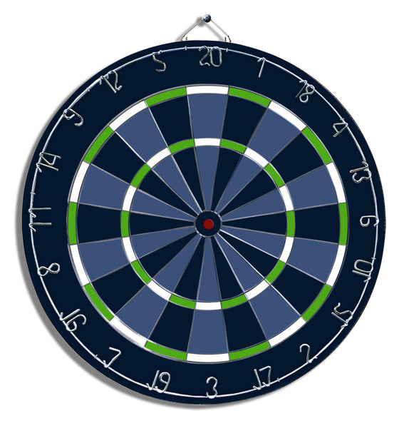 Seahawks Blue Dart Board