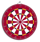 Cardinals Red Dart Board
