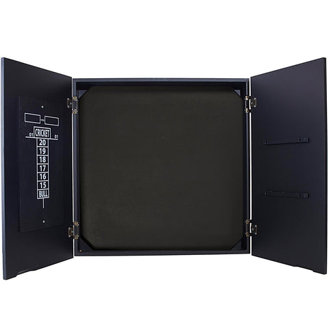 Black Wooden Cabinet Combo