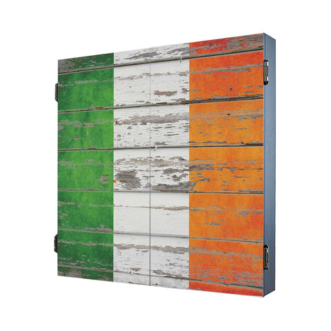 Irish Flag Cabinet