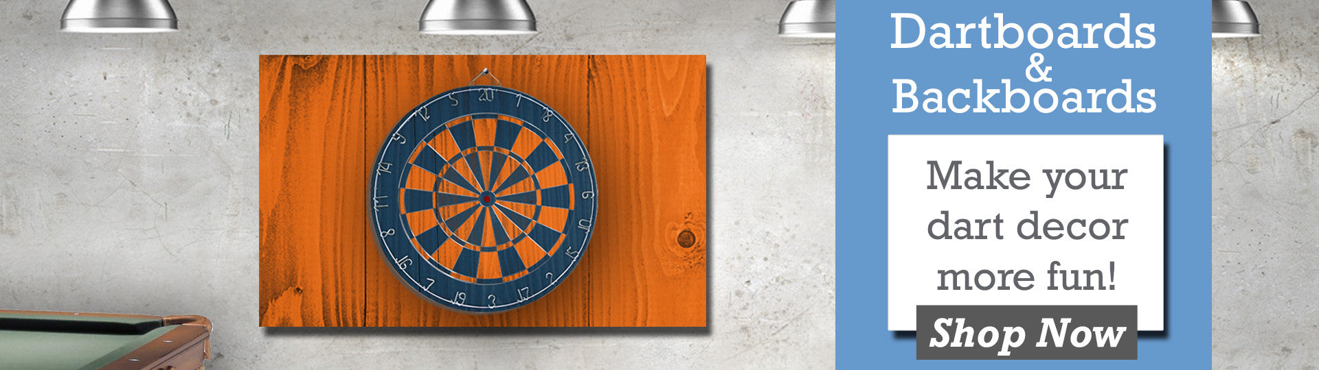 Dart Boards & Decor