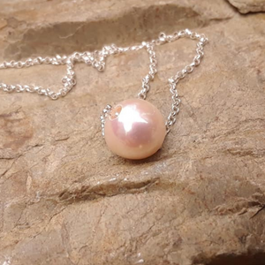 Pearl Intention Necklace