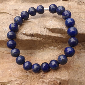 Lapis Lazuli Intention Bracelet