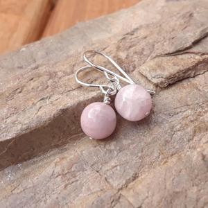 Kunzite Intention Earrings