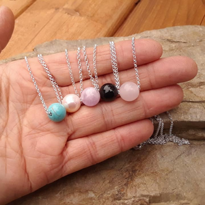 Moonstone Intention Necklace
