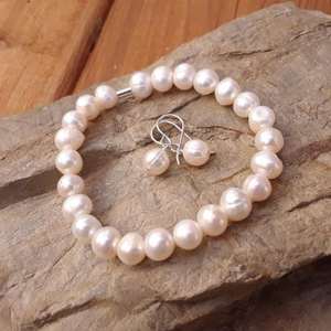 Pearl Intention Bracelet