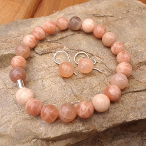 Sunstone Intention Necklace